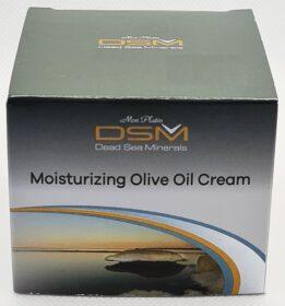Crema Hidratante Aceite De Oliva